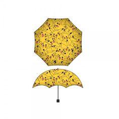 Pokemon Pikachu All-Over Umbrella