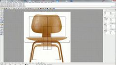 In this in depth tutorial you'll learn how to model a bent plywood chair using reference images as guides for your design.   In a rush? Check out a fast version…