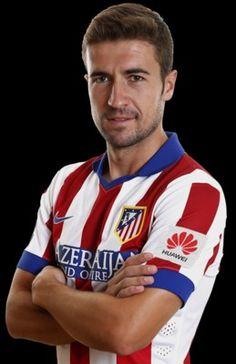 Dorsal 14 Gabi centrocampista español