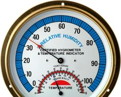 Understand relative humidity and how it can affect your indoors and trigger...