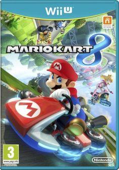 Nintendo Mario Kart 8 (Nintendo Wii U) Nintendo Mario Kart, Mario Kart 8, Juegos Nintendo Wii, Mario Bros., Nintendo Games, Nintendo Characters, Nintendo Switch, Super Mario Bros, Super Smash Bros