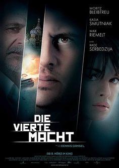 Dorduncu Kuvvet - Die vierte Macht - 2012 - BRRip Film Afis Movie Poster