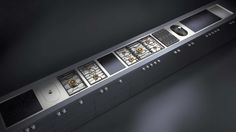 Gaggenau German Appliances. Available from German Kitchens Limited in Wellington, NZ