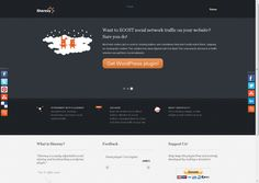 Sharexy - social sharing and bookmarking tool