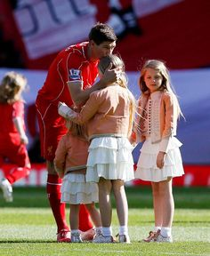 All the build-up and live action from Anfield as Steven Gerrard plays his final home game for Liverpool FC Gerrard Liverpool, Liverpool Fc, Fifa, Stevie G, France Football, Boy Girl Names, This Is Anfield, Kids Football, Captain Fantastic