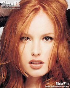 We are so grateful that Alicia Witt is working on a Ginger Girls song for the soundtrack - http://www.facebook.com/gingergirlsfilm