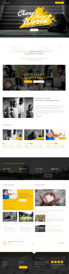 Charitiz is a clean responsive #WordPress theme. It is especially designed for…