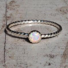 Mermaid Opal Ring