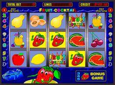Игровые автоматы на реальные деньги Вулкан - Fruit Cocktail.  Красочный игровой автомат Fruit Cocktail от компании Igrosoft пользуется огромной популярностью у посетителей онлайн казино Вулкан, предпочитающих играть на реальные деньги. Он отличается интересным игровым процессом и крупными выплатами.