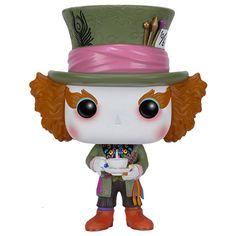 Le Mad Hatter est l'un des personnages importants du film des studios Walt Disney réalisé par Tim Burton : Alice In Wonderland. Ce film est une adaptation du classique de Lewis Carroll qui reprend à...