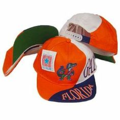 NCAA FLORIDA GATORS OLD SCHOOL SNAP BACK FLAT BILL HAT by US College Collection. $27.95. 65% Polyester 35% Cotton. Official Licensed Product. Brand New Item with Tags. Original Vintage Snapback. Snap Back. This is NOT a 2010-2011 Replica. This is an extremely rare, unworn, authentic DEADSTOCK vintage snapback with original tags. Made in the early 90's. Our entire vintage collection is 100% authentic. We do not stock reproductions. Flat bill. Green underbrim. Team...