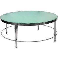 Bolier Modern Luxury Cocktail Table White Lacquer 93024
