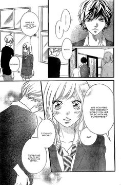 You could read the latest and hottest Ao Haru Ride 30 in MangaHere.
