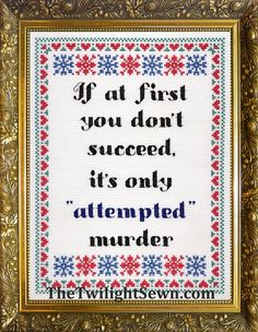 Funny Signs Diy Hilarious Etsy 33 Ideas For 2019 Cross Stitching, Cross Stitch Embroidery, Cross Stitch Patterns, Funny Embroidery, Cross Stitch Love, Embroidery Kits, Cross Stitch Designs, Haha Funny, Hilarious
