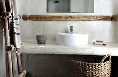 San Giorgio Hotel Mykonos is a Wedding Venue in Mikonos, Egeo, Greece. See photos and contact San Giorgio Hotel Mykonos for a tour. Design Hotel, House Design, San Giorgio Mykonos, Bathroom Inspiration, Interior Inspiration, Mykonos Hotels, Mykonos Greece, Boho Bathroom, Natural Bathroom