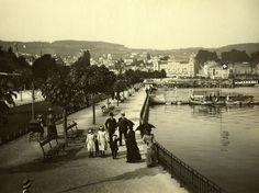 Zürich fotografiert 1850 - 1900 - Stadt Zürich