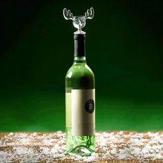 christmas vacation moose mug wine bottle stopper - Moose Glasses From Christmas Vacation