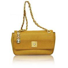 Love Moschino - nowa baguette na złotym łańcuszku - 3006919071 - oficjalne archiwum Allegro Baguette, Moschino, Shoulder Bag, Love, Bags, Fashion, Amor, Handbags, Moda