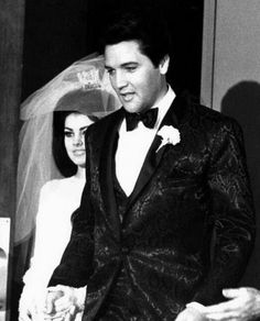 "Elvis kept his word to Priscilla about waiting for ""that special time"" when He married the woman of his dreams. That's true love!!!"