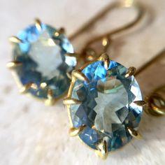 Monday blues. #rosannepugliese #18k #aquamarine #finejewelery #jewellery #futureheirlooms #lovegold #augustla