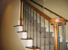 Satin Clear Round Baluster
