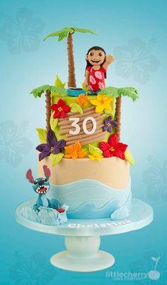 Lilo & Stitch by Little Cherry Cake Company