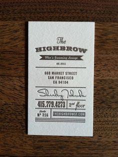 The Highbrow