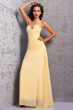 (CLICK IMAGE TWICE FOR DETAILS AND PRICING) #women #womendresses #eveninggown #cocktaildress #wedding #weddinggown #eveningdresses #prom  Tempting Empire Sweetheart Floor-length Chiffon Prom Dress SEM0601-TB - See More Sweetheart Womens Dresses at http://www.zbrands.com/Sweetheart-Womens-Dresses-C61.aspx