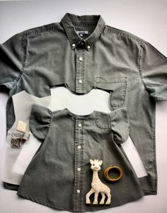 Baby clothes should be selected according to what? How to wash baby clothes? What should be considered when choosing baby clothes in shopping? Baby clothes should be selected according to … Diy Fashion, Fashion Kids, Dress Fashion, Fashion Clothes, Upcycling Fashion, Fashion Sewing, Baby Outfits, Kids Outfits, Baby Girl Dresses Diy