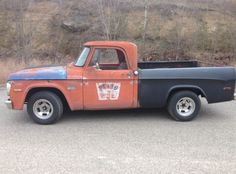 612 Best DODGE Pickup's| 1970 & '71 With 1972 -1993 images