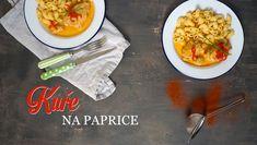 Thai Red Curry, Ramen, Ethnic Recipes, Food, Bulgur, Red Peppers, Essen, Meals, Yemek