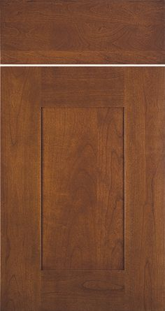 Jamestown 400 H in Cherry with a Ginger stain We love, love, love these Greenfield Cabinetry favorites - & we hear from our clients, they do too!