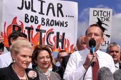 Ugly protests are un-Australian says ugly prick who spoke at THIS protest
