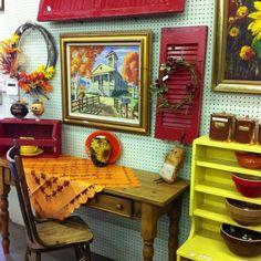 Fall 2013 Treasures Antique Mall Springville Utah