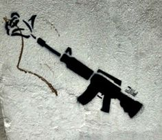 Street art by Dj Lu - Bogotá - http://www.laregalerie.fr/a-bogota-le-street-art-comme-symbole-de-paix/