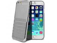 Coque iPhone 6 X-Doria® Engage Plus Crystal Chrome Argent