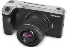 Yongnuo announced a new YN455 Micro Four Thirds mirrorless Android-based camera - Photo Rumors Android, Camera Gear, Leica, Binoculars, Smartphone