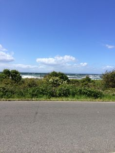 Longniddry bents, our view for  marathon cheering