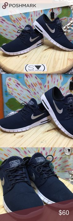 4d7856d377 Shop Men s Nike Blue size 13 Sneakers at a discounted price at Poshmark.  Description  condition Size 13 See photos.