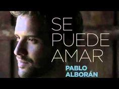 """Pablo Alborán ~ """"Se puede amar"""" (Audio Oficial) - YouTube... Hermosa canción ❤❤❤❤❤"""