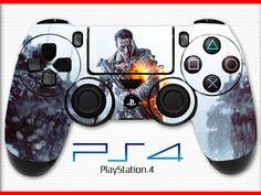 Battlefield 4 Skin PS4 Controller Skin Wrap Sticker Playstation 4 Skin