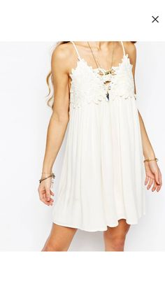 b25cff13e2a Kiss the Sky white dress on asos