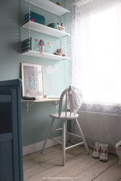 Wall color for girls room