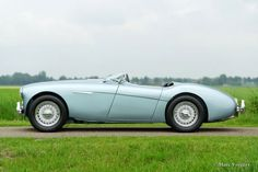 Austin Healey 100/4, 1954 - Welcome to ClassiCarGarage