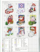 Gallery.ru / Фото #4 - 101 Ornaments For Christmas - natalytretyak