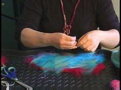 How to Make Felt Bracelets : Adding Felt Bracelet Designs