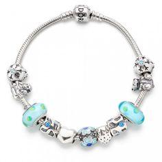 Swag Jewellers > Pandora Winter Wonderland Completed Bracelet