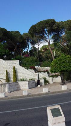 Haifa - Israel Haifa Israel, Sidewalk, Side Walkway, Walkway, Walkways, Pavement