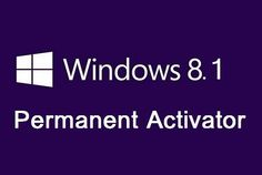 Windows 8.1 Activator and Loader helps to activate windows 8.1 32 bit and 64 bit All editions by creating Activation keys to activate windows permanently
