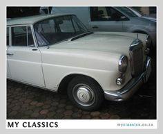 1968 MERCEDES-BENZ 230  classic car
